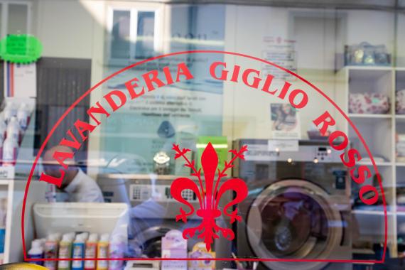 Lavanderia Giglio Rosso - Firenze